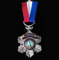 Police Dept Medal of Valor